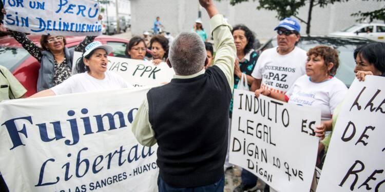 Fujimori gracié: un dernier sursaut d'impunité en Amérique latine?