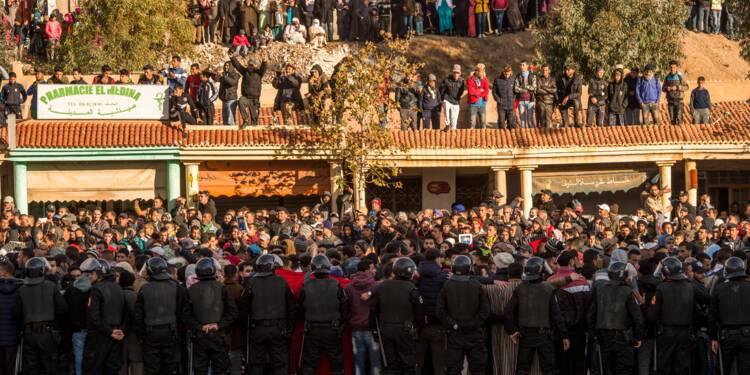 """Au Maroc, les """"mines de la mort"""" de Jerada"""