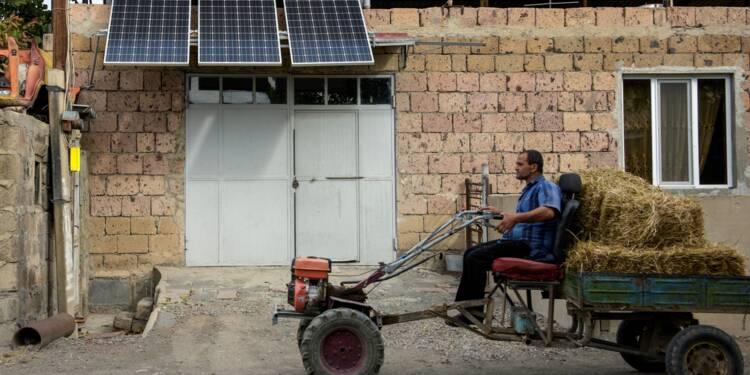 L'Arménie compte sur le solaire pour moins dépendre de la Russie