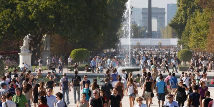 Population: 66,1 millions d'habitants en France début 2015