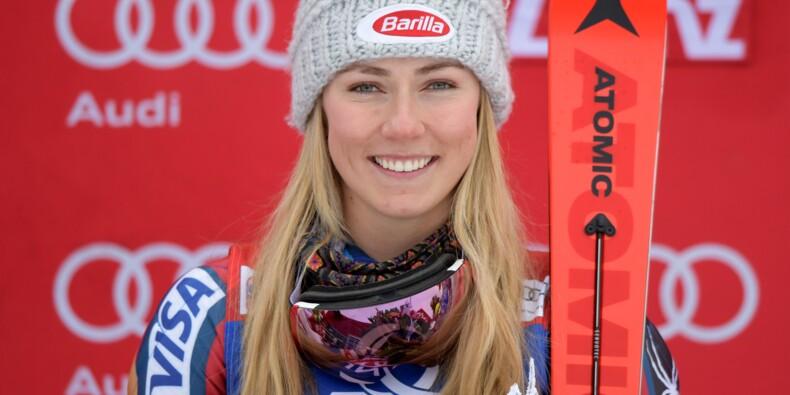 Ski: Shiffrin intouchable pour son 36e succès lors du slalom de Lienz