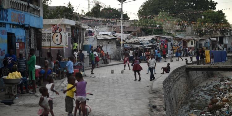 """Haïti: la faible croissance en 2017, """"une fabrique de la pauvreté"""""""