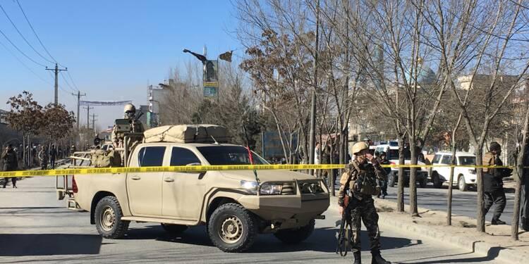 Afghanistan: cinq morts, de nombreux blessés dans des explosions à Kaboul