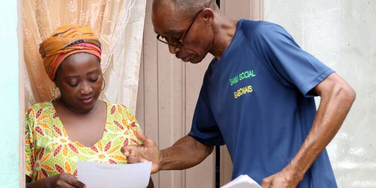 """Au Gabon, un Samu social pour prendre en charge """"la grande précarité"""""""