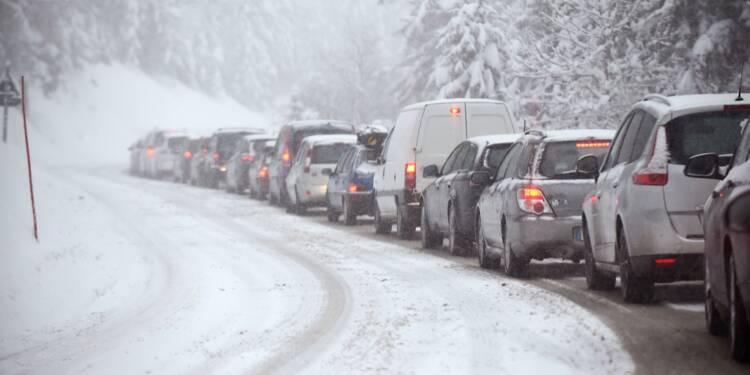 Alpes: vigilance orange neige et verglas, fort risque d'avalanche en Savoie