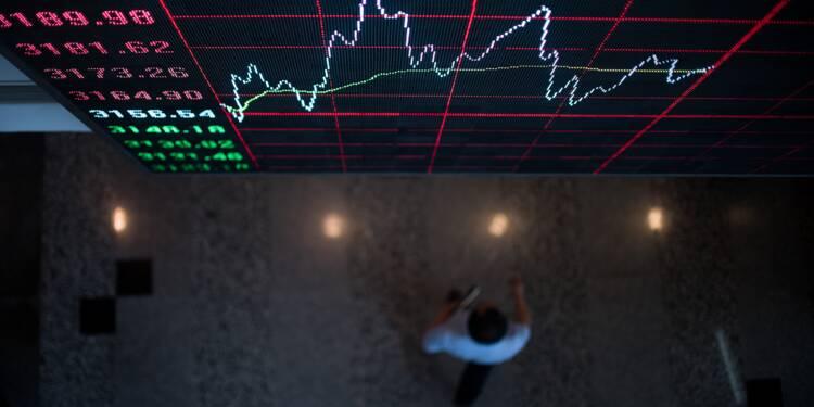 Chine: la Bourse restera en laisse pour l'année du Chien