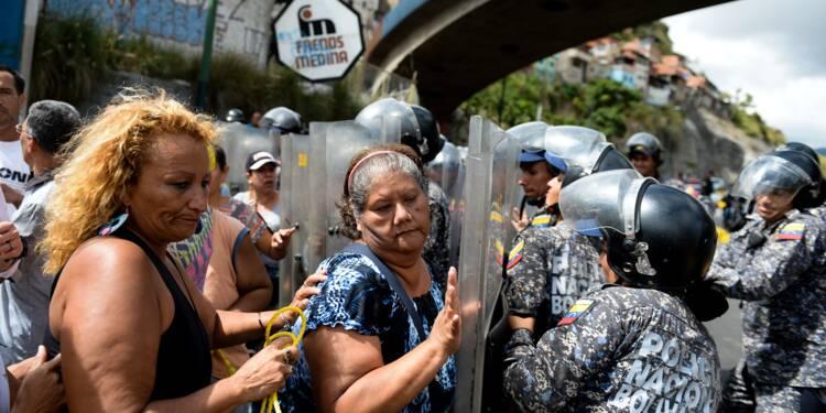 Venezuela: pénurie de jambon de fin d'année, colère dans les rues