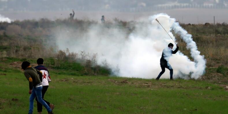 Un Palestinien décède après des heurts avec les soldats israéliens