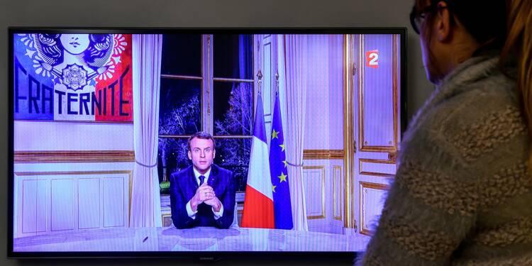 Voeux de Macron pour 2018 : cap sur le social
