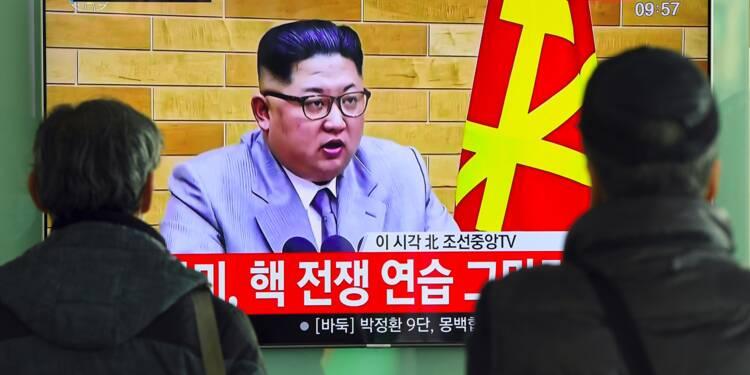 La Corée du Nord accepte la main tendue du Sud (mais ne décolère pas face aux États-Unis)