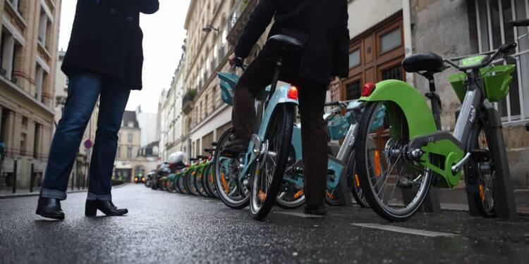 Nouveau Vélib': beaucoup moins de vélos que prévu