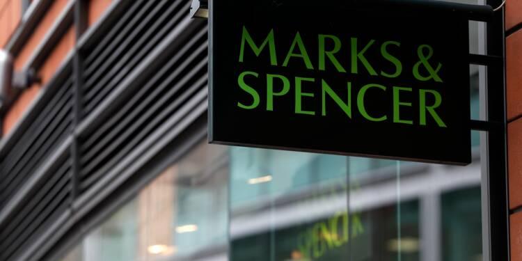 Royaume-Uni: Marks & Spencer annonce la fermeture de 100 magasins d'ici à 2022