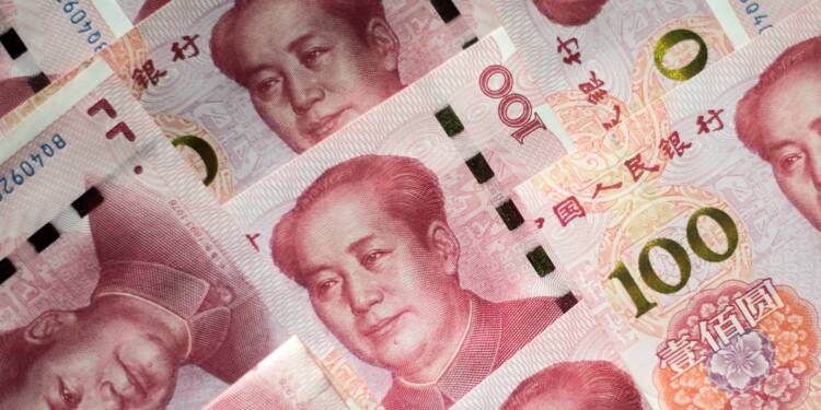 La Chine relève le cours de référence du yuan au plus haut depuis 20 mois
