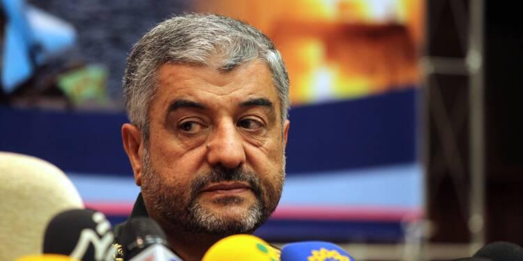 """Iran: le chef des Gardiens de la révolution annonce """"la fin de la sédition"""""""