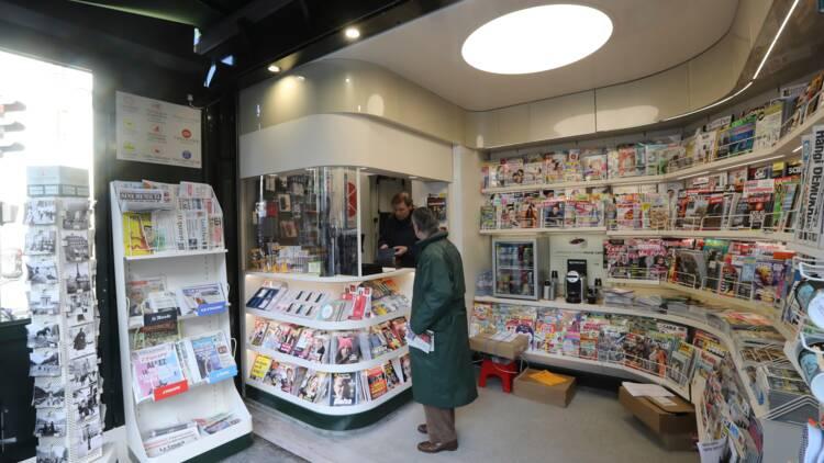 Une légère hausse du prix des journaux à l'étude pour sauver Presstalis
