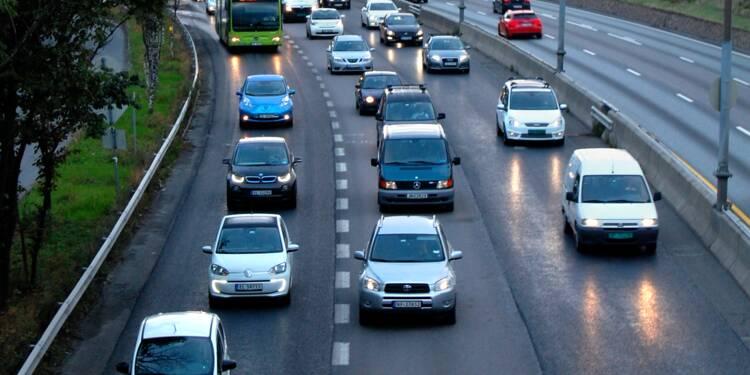 Norvège: plus d'un véhicule neuf sur deux était électrifié en 2017