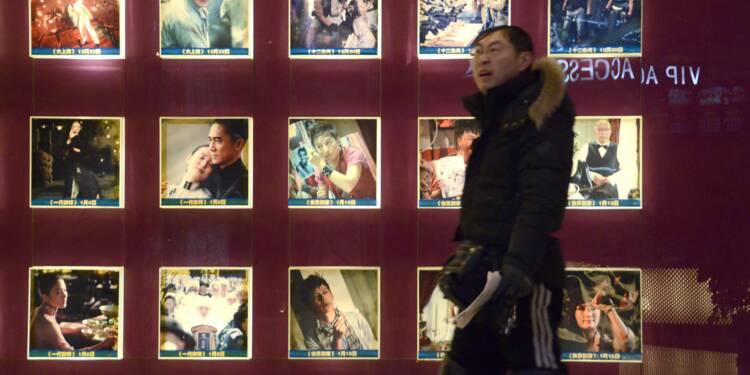 Cinéma: le box-office chinois rebondit vigoureusement en 2017