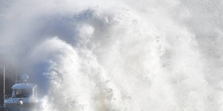 Tempête Eleanor: 200.000 foyers privés d'électricité à 9H00 (Enedis)