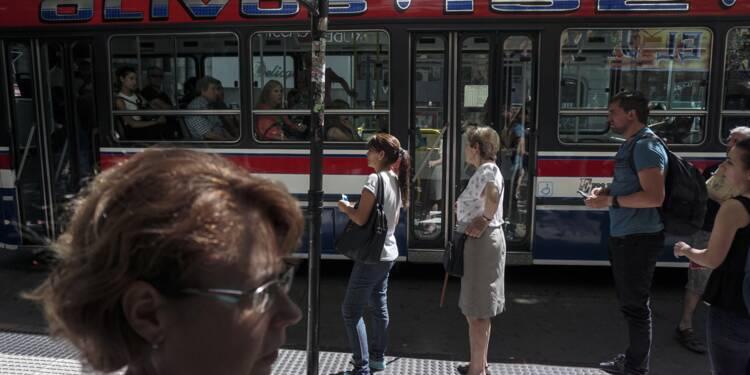 Buenos Aires: hausse des prix des transports jusqu'à 60%