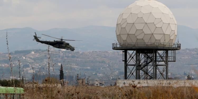 Syrie: deux militaires russes tués dans une attaque au mortier
