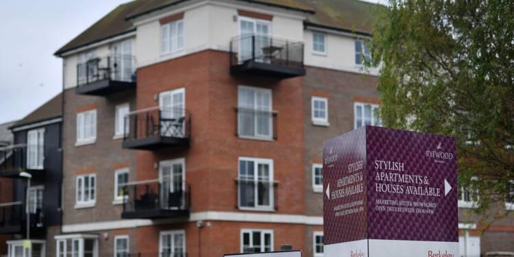 Baisse des prix immobiliers à Londres en 2017, une 1ère en huit ans
