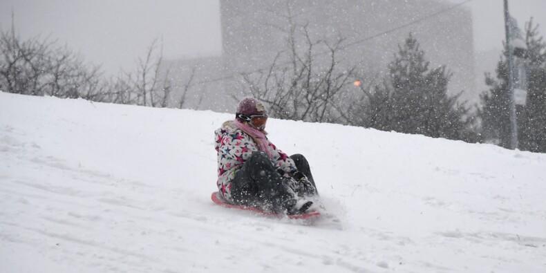 Tempête de neige et vague de froid aux Etats-Unis
