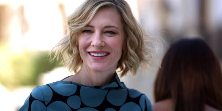 """Cate Blanchett: Cannes choisit une présidente du jury """"engagée"""""""