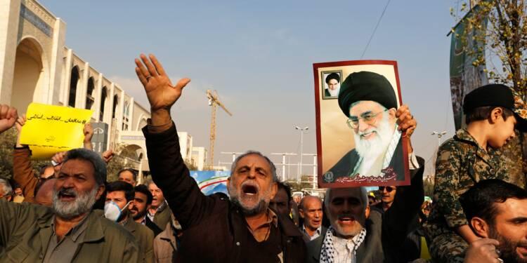 Nouvelle mobilisation en Iran en soutien au régime avant une réunion de l'ONU