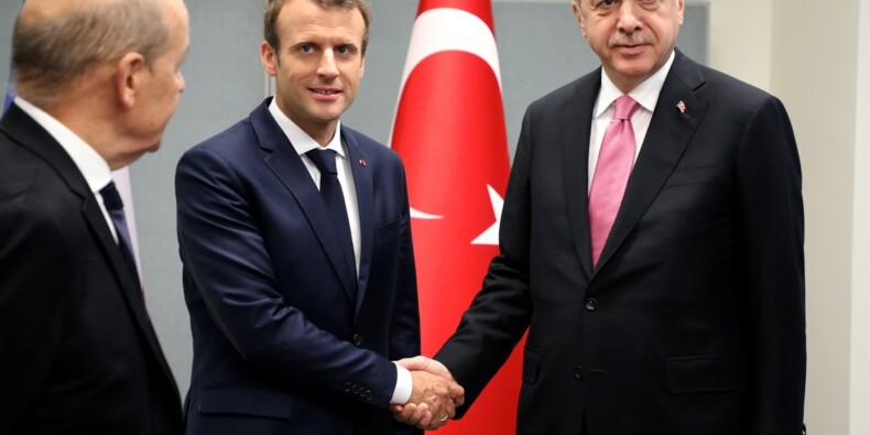 Erdogan accuse les Etats-Unis et Israël d'ingérence en Iran et au Pakistan