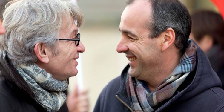 Désindexation du Smic: FO et CFDT redisent leur opposition