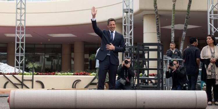 Les Golden Globes arrivent dans un Hollywood sonné par l'affaire Weinstein