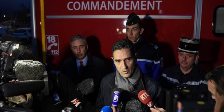 Savoie: le corps retrouvé est bien celui du pompier disparu