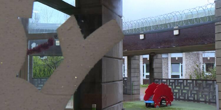 Une nursery en prison: du choc de la radicalisation au huis clos avec peluches