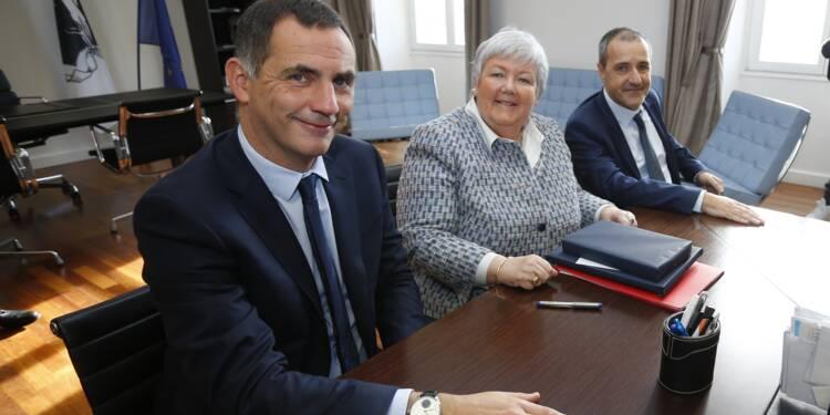 """Premier dialogue """"constructif"""" entre les nationalistes corses et la ministre Gourault"""