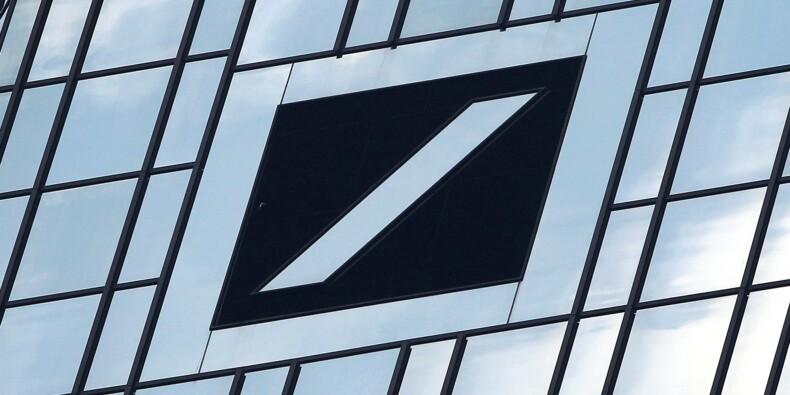 Affecté par la réforme fiscale américaine, Deutsche Bank prévoit une perte annuelle