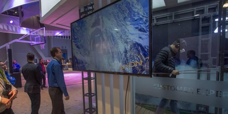 Record de start-ups françaises au salon électronique de Las Vegas