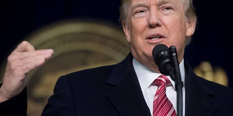 """Trump espère que les discussions entre les deux Corées """"iront au-delà des JO"""""""