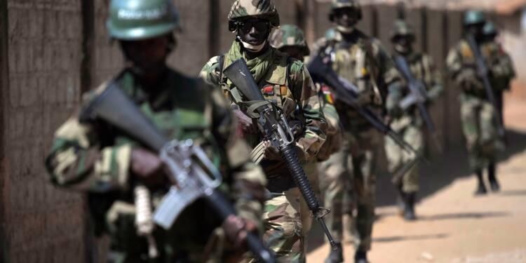 Casamance: l'armée sénégalaise à la poursuite des auteurs du massacre de 13 jeunes