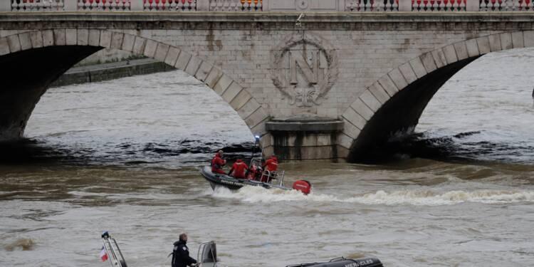 Découverte du corps de la plongeuse de la police disparue en janvier dans la Seine