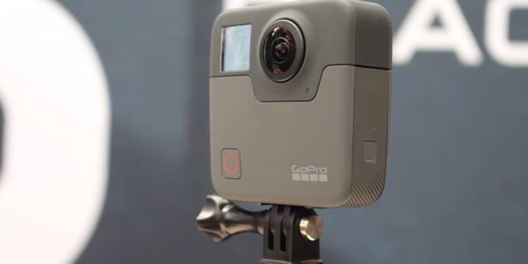 GoPro supprime plus de 20% de ses effectifs dans le monde