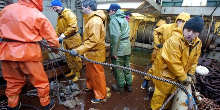 Pêche industrielle: l'UE accusée d'avoir cédé à des lobbies