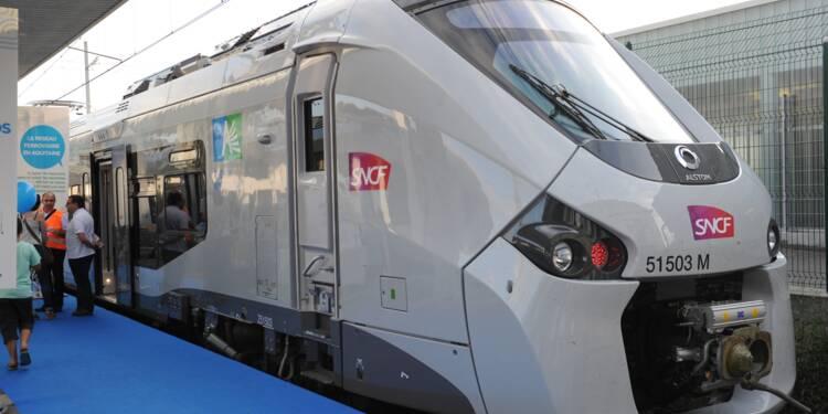 Alstom va livrer 14 trains à deux régions pour 100 millions d'euros