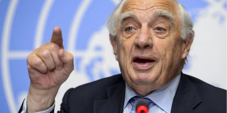 Hommages à Peter Sutherland, ex-patron de l'OMC décédé dimanche