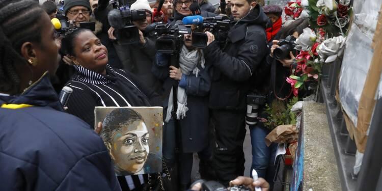 """Hommage à Clarissa Jean-Philippe, la policière municipale devenue """"notre héroïne"""""""