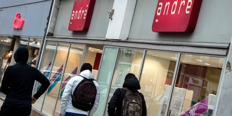8303d2275df Les chaussures André rachetées par le site de vente en ligne Spartoo ...