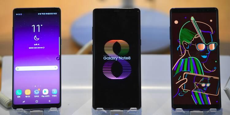 Samsung Electronics anticipe un bénéfice opérationnel record au quatrième trimestre