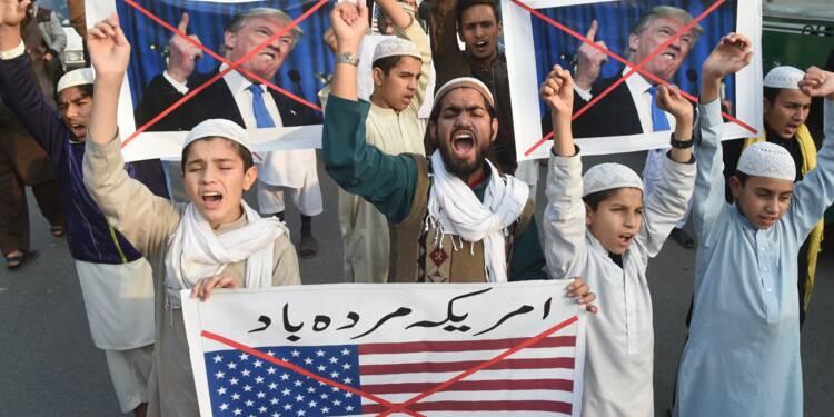 Le Pakistan relativise l'impact du gel d'aides américaines sur son économie