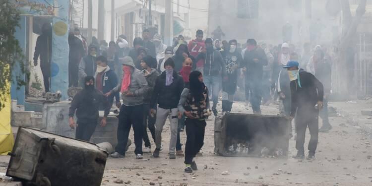 Tunisie: nouveaux heurts après la mort d'un homme lors de troubles sociaux