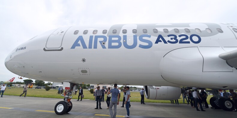Airbus décroche une commande de plus de 9 milliards de dollars !