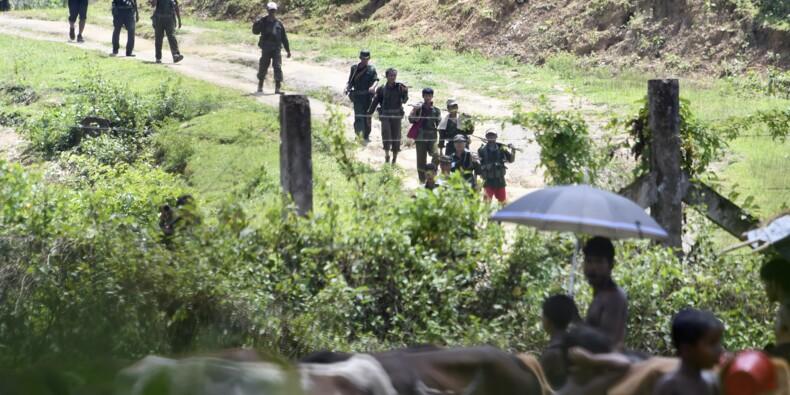 L'existence d'un charnier de Rohingyas reconnue par l'armée birmane